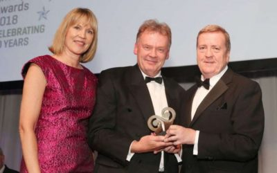 Asistec are regional winners of a National Enterprise award 2018