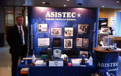 Asistec sponsors 10th anniversary of the Conway Institute